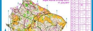 Alpe Adria orienteering cup 2017