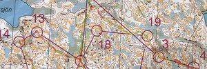 Sweden camp - Easy long