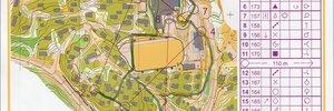 JWOC sprint final, Åmot