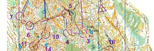Camp Nord-Østerdal #2 Mellomdistanse