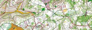 Map 4: Swiss Orienteering Grand Slam