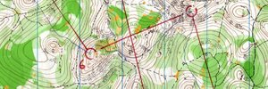 Map 3: Beke Barlang  - Hungarys WOC-training-camp