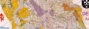 Map 2:    Schweizermeisterschaften Sprint und Langdistanz