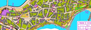 Bulgaria Camp training 7: City-Sprint