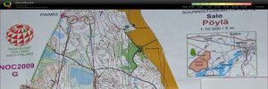 Map 3: Karten: TL und NOC in Finnland