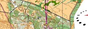 CISM teade, 1. vahetus (Bulbjerg, Aalborg, DEN)