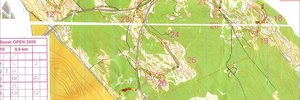 Map: BANAT OPEN `09