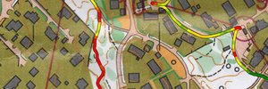 Raumar sprint-karusell 4.løp