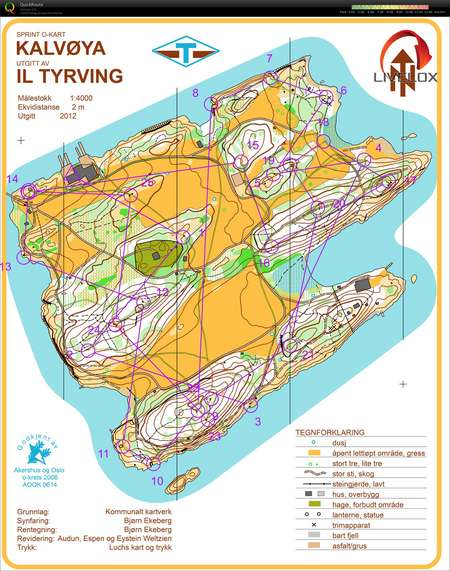 konglungen kart Veritas Night   December 13th 2017   Orienteering Map from Terje  konglungen kart