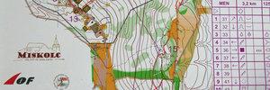 Map 4: 4. und 7. an der WOC!