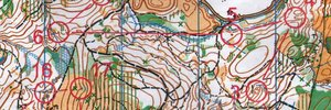 Map: Austrian Championships Night-O - Austria Cup