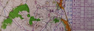 Map: WOC - Long Qualification