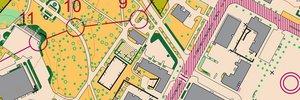 Finnish Champs Sprint 2019 - M21