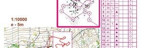Mapa 2 - Tąpadła