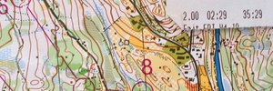 SG 2015 JWOC Tour Løp 2 Mellomdistanse