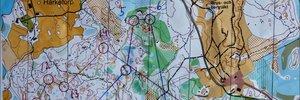 Map: TioCamp, TiefschneeOL vom Feinsten