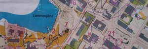 Map: Neljäs Euromeeting sprintissä