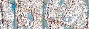 10mila trening langdistanse Påskesamling FIF