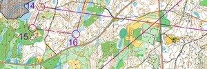 Tiosamling#2 - langtur på kart