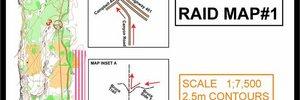 Salomon Dontgetlost.ca Giant's Rib Raid - Map #1