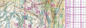 Träning 2, Trondheim