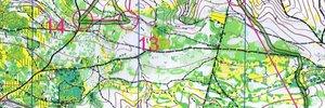 Long map run