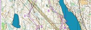 Camp Nordmarka #4 - Kveldsrenn