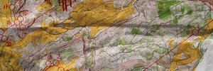 Map: �Sprint Billygoat Run im Schnee