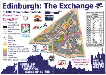 Race the Castles Prologue, part 1 - October 17th 2014 ...