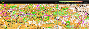 Map 26: Great trainings in GARGANO – excellent idea for WMOC 2012…