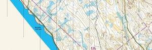 WC long distance / Burusjön-Nipvallen
