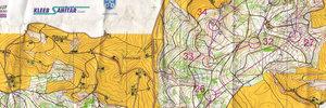 Map 3: Sprint- und Lang-SM