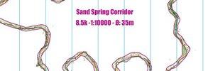Sand Spring Corridor