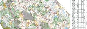 Map: Dänemark - Teil 2 - Ultralangdistanz Jaettemilen