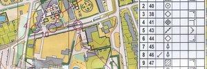 Påskesamling - Knockout sprint - Semifinale 1