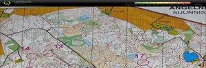 Map 2: Karten: TL und NOC in Finnland