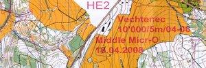 Map 2: Abwechslungsreiche Techniktrainings in Tschechien