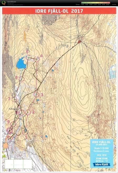 Idre fjällorientering - June 25th 2017 - Orienteering Map ... on sf va map, sw va map, co va map, ky va map, dc va map, no va map,