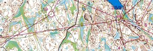 Map 2: Heisse Rennen in Finnland