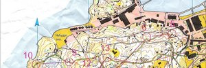 Teknisk trening på sprintkart i Göteborg del 1